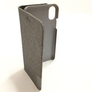 Apple IPhone X Case & Credit Card Holder